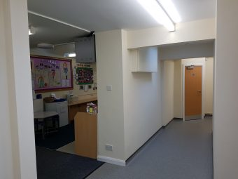 Farnley Tyas School project complete